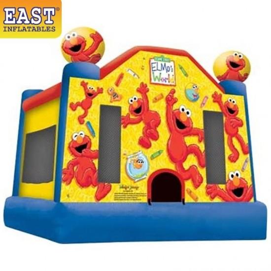 Elmo Bounce House
