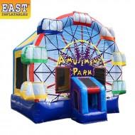 Ferris Wheel Inflatable Bouncer