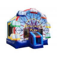 Ferris Wheel Inflatable Bouncer