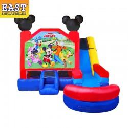 Mickey Jump Houses