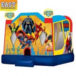 Justice League Jumping Castle