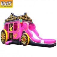 Princess Carriage Bounce House