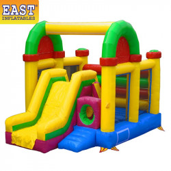 Bouncy Castle With Slide
