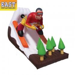 Inflatable Snow Slide