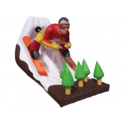 Inflatable Snow Slide