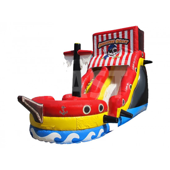 20ft Inflatable Slide Adventure Galley