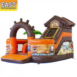 Pirate Funcity Inflatable Slide
