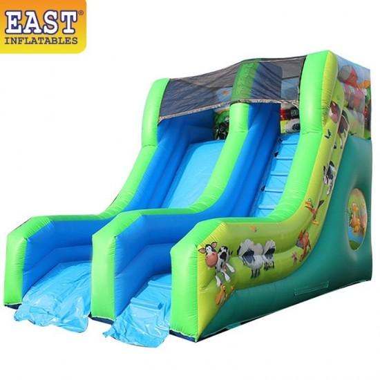 C2j Inflatable Slide