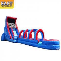 Tsunami Inflatable Water Slide