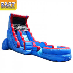 Marble Inflatable Water Slide