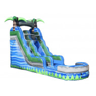 Ez Inflatables Water Slides