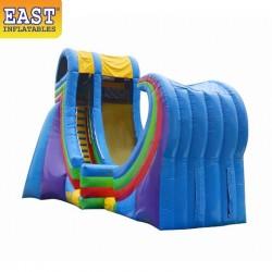 Inflatable Rampage Slide