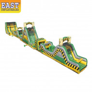 150ft Inflatable Obstacle Course
