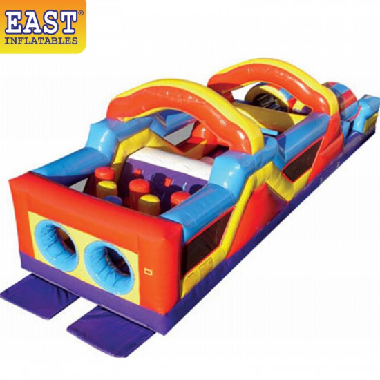 Monster Inflatable Obstacle Course
