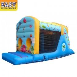Junior Inflatable Challenge