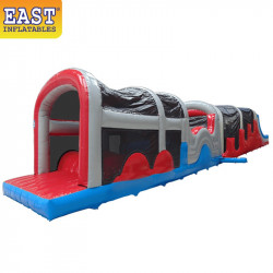 Boot Camp 2 Part Obstacle Course