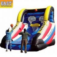 Basketball Bounce House