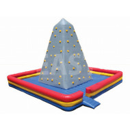 Inflatable Rockwall