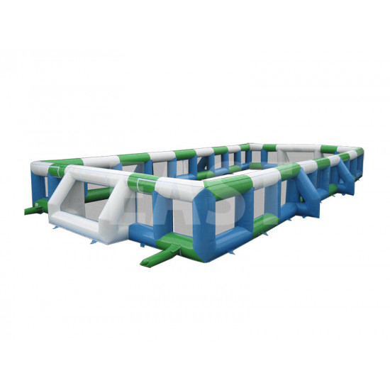 Inflatable Enclosed Football Surround