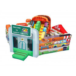 Fun City Toddler Combo