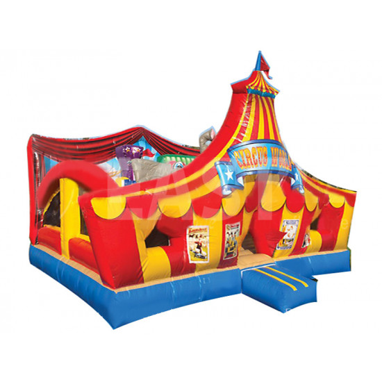 Circus Playland Toddler Bounce House