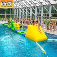 Aqua Track Obstacle Course
