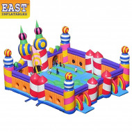 World's Biggest Bounce House