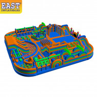 Kids N Adults Giant Inflatable Park