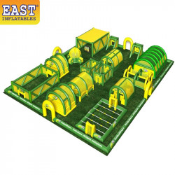 Soccer Inflatable Park
