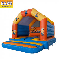 Inflatable Minion Jumping Castle