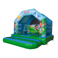 Dora The Explorer Jumping Castle