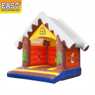Chalet Jumping Castle