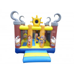 Pirate Jumping Castle