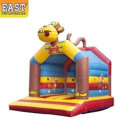Monkey Jumping Castle