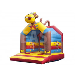 Monkey Jumping Castle