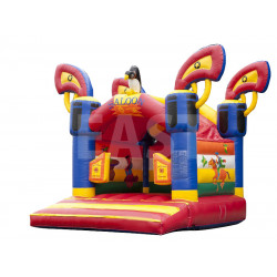 Saloon Jumping Castle