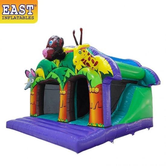 Jungle Bounce N Slide