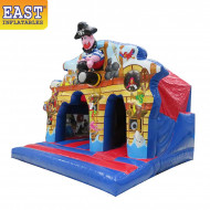 Pirate Bounce N Slide