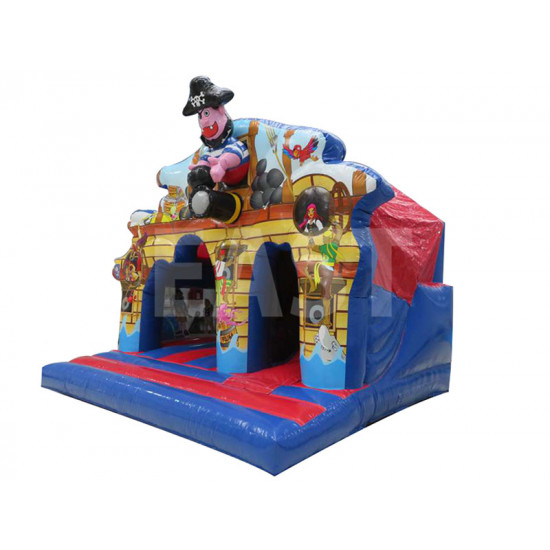 Pirate Bounce N Slide