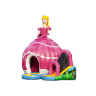 Princess Disco Dome Jumping Castle