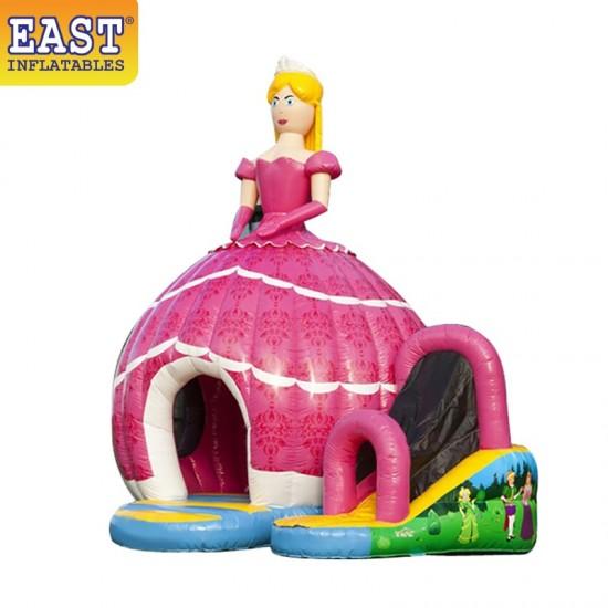 Princess Disco Dome Jumping Castle