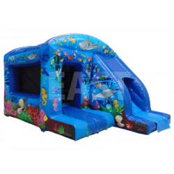 Under The Sea Jumping Castle