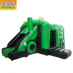 Tractor Jumping Castle