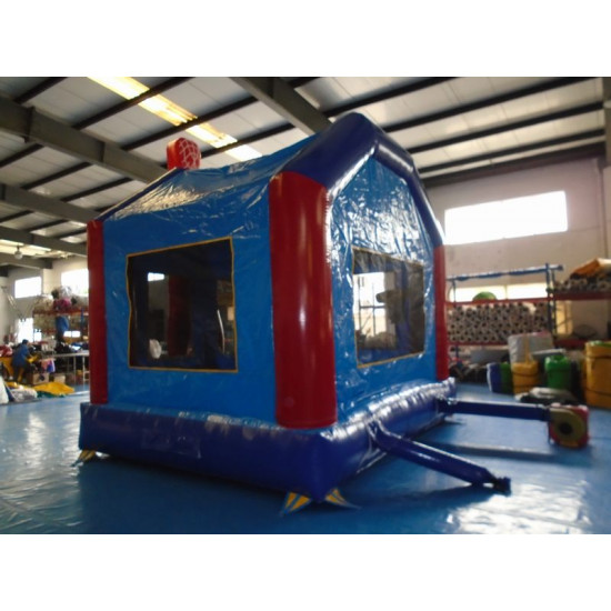 Spiderman Inflatable Bouncer