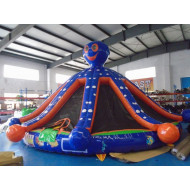 Octopus Bounce House