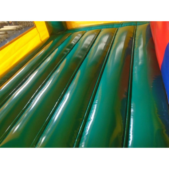 Inflatable Crayon Playland Combo
