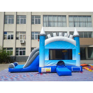 Inflatable Bouncer With Slide