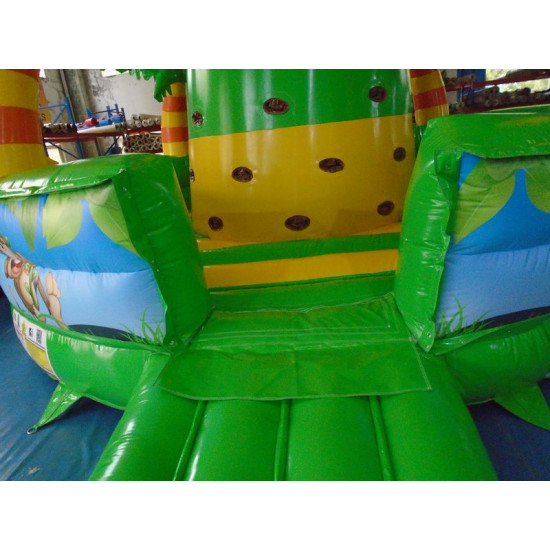 Inflatable Climbing Tower Jungle