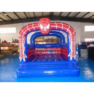 Spiderman Jumping Castle