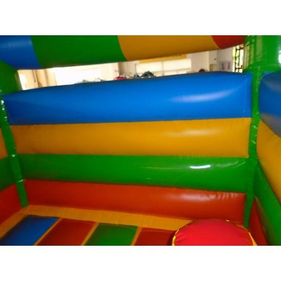 Carousel Jumping Castle